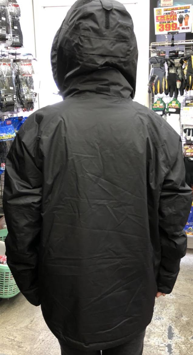 TS DESIGN(TSデザイン)18226 メガヒート防水防寒ジャケット サイズ:M-6L