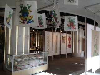 2012年仙台展示会会場