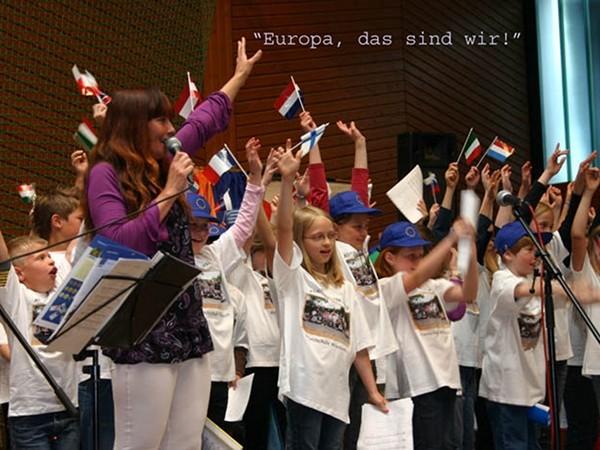 """Programm """"Europa - das sind wir"""""""