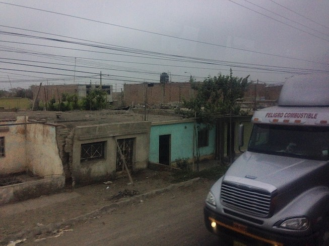Unterwegs auf der Panamericana
