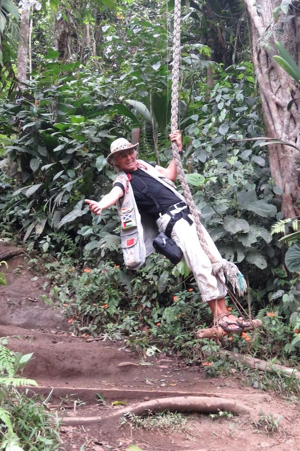 Tarzan für Arme