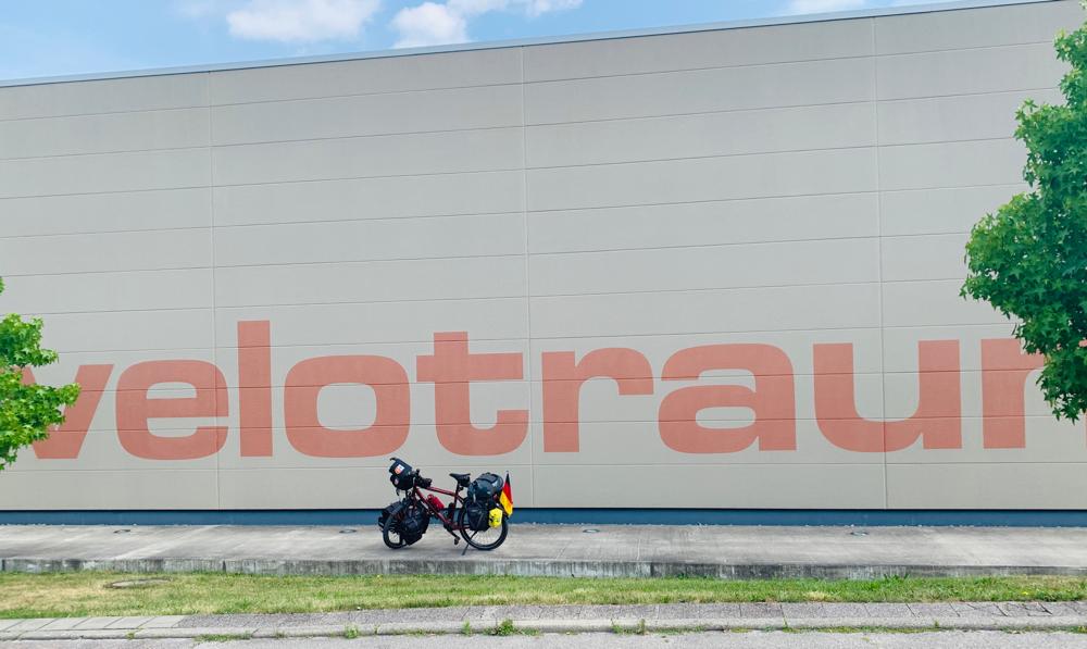 Ein kurzer Besuch beim Hersteller unserer Reiseräder