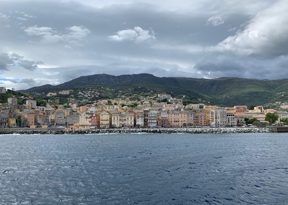 Wir erreichen Bastia