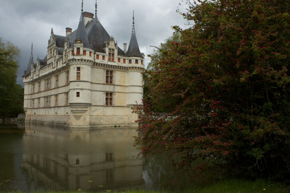 Loire & Bretagne mit dem Liegerad 2012 ...