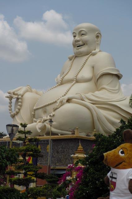 ..... und der lachende Buddha