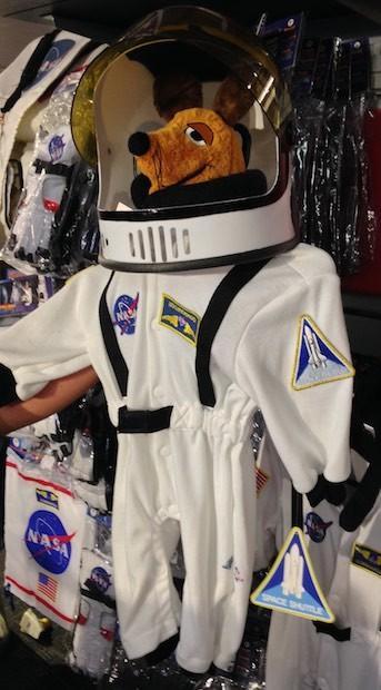 Astronaut Maus