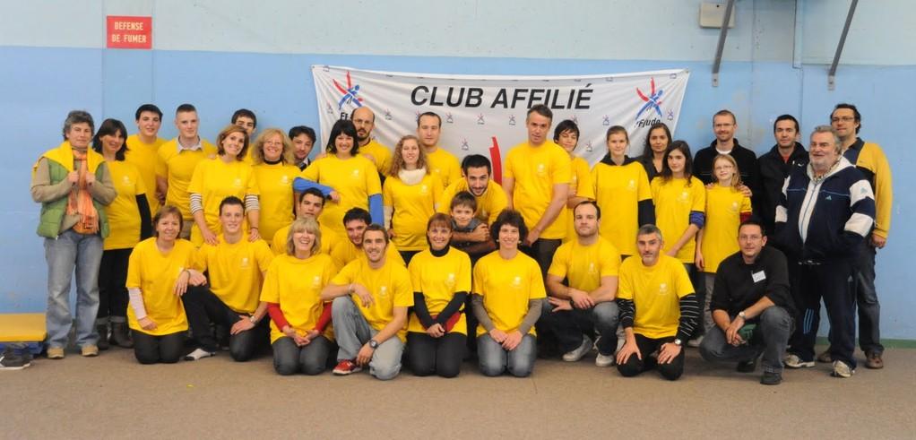 Merci à tous les bénvoles pour cette belle fête du judo !