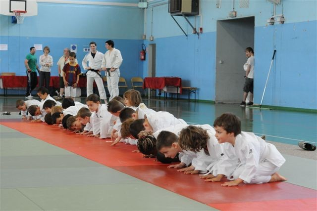 éveil judo