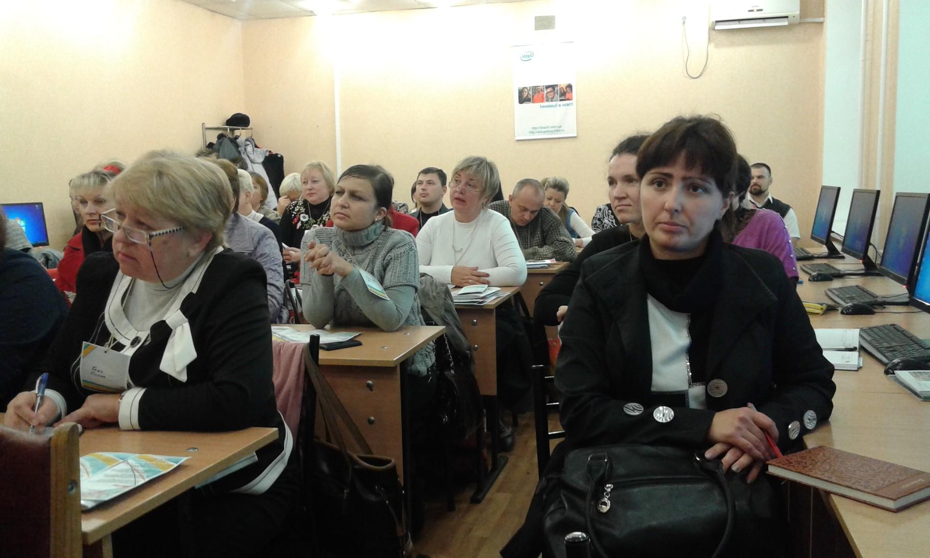 Семінар-практикумдля вчителів історії та керівників МО вчителів суспільних дисциплін  «Засоби медіа інформації на уроках суспільних дисциплін»