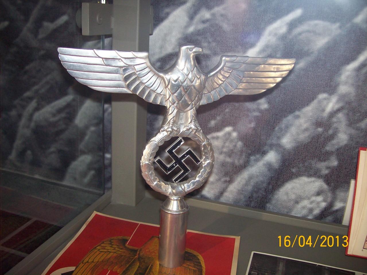 Надверхів'я нацистського прапора