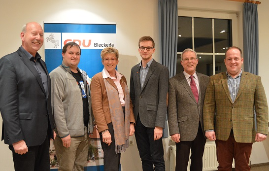 Vorstand des CDU Ortsverbandes Bleckede