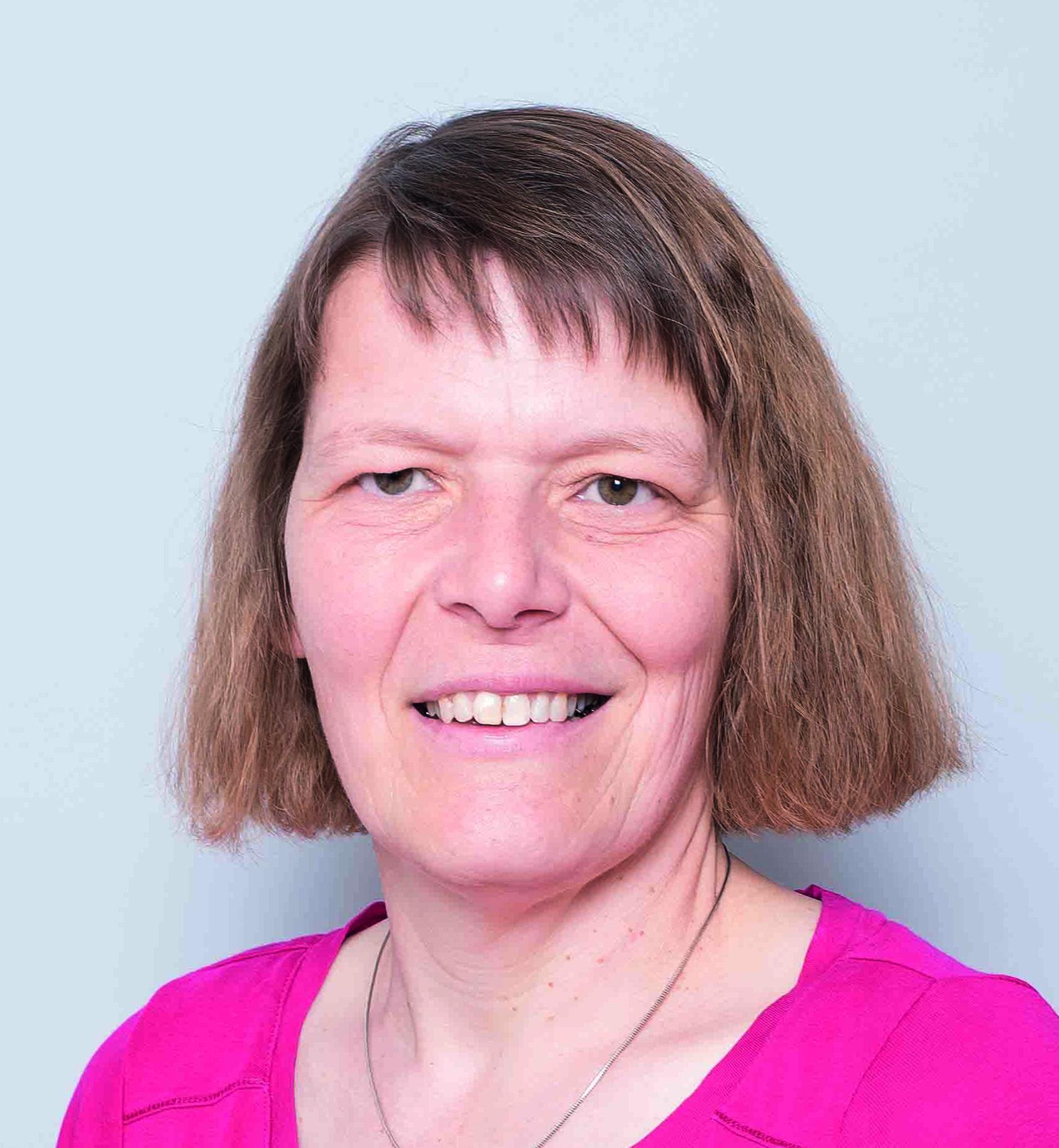 Ingrid Reinecke - Beisitzerin