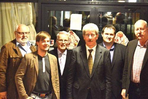 Vorstand des Gemeindeverbandes Elbe