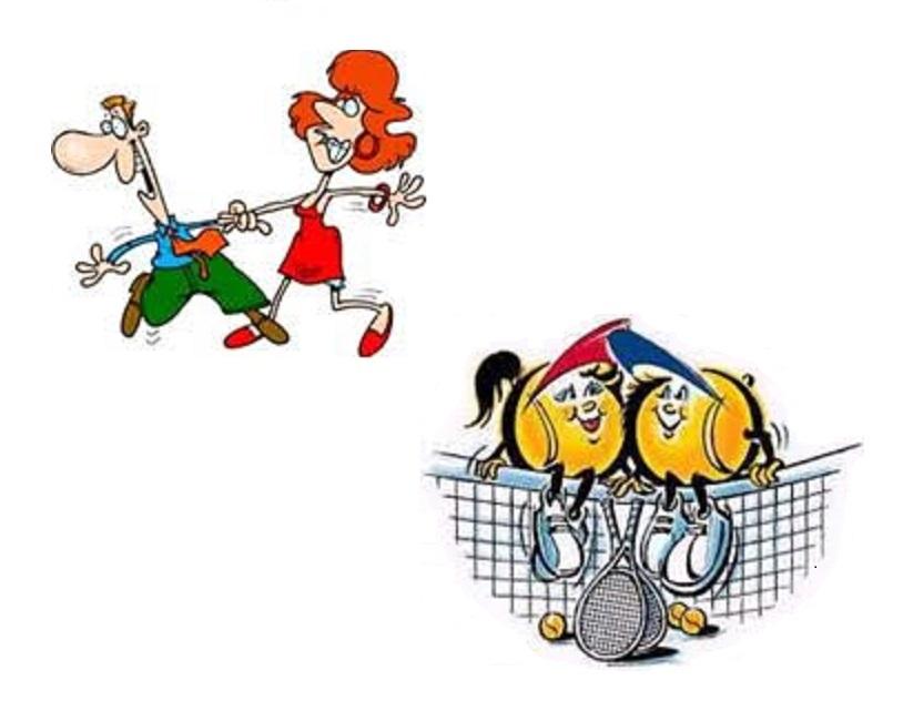 Anmeldung für das Tenniskränzchen 2021