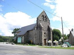 Eglise Bonnefond,Clédat, correze, village abandonné, visite, randos, VTT, dos d'ânes, Cheval, fête des roses, cocquelicontes, fête du pain, maquis,