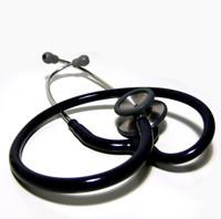 Stethoskop für einen Gesundheitscheck in Münster