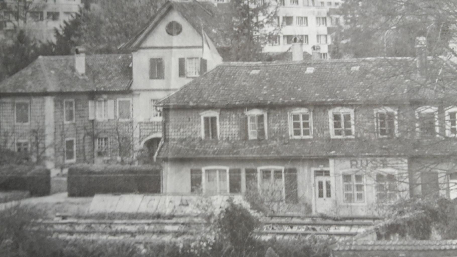 'Güetli', Bild neue Mittelland Zeitung 2001
