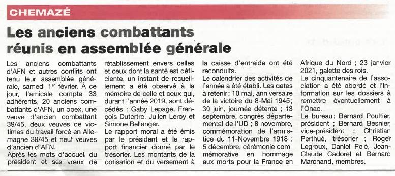 Haut Anjou du 14-02-2020