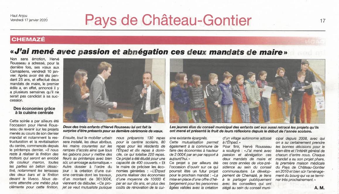 Haut-Anjou du 17/01/2020