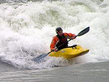 kayak rapides