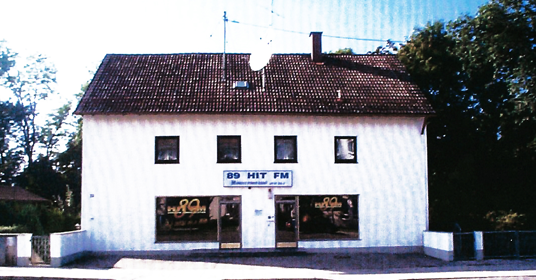 Unsere ehemaligen Studios und Büros in Unterföhring.