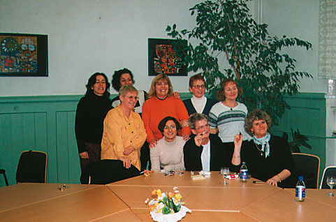 Professores da Escola Portuguesa de Berlim, 2000
