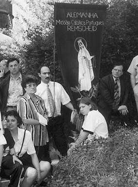 Peregrinação a Werl, Nossa Senhora de Fátima, 1998