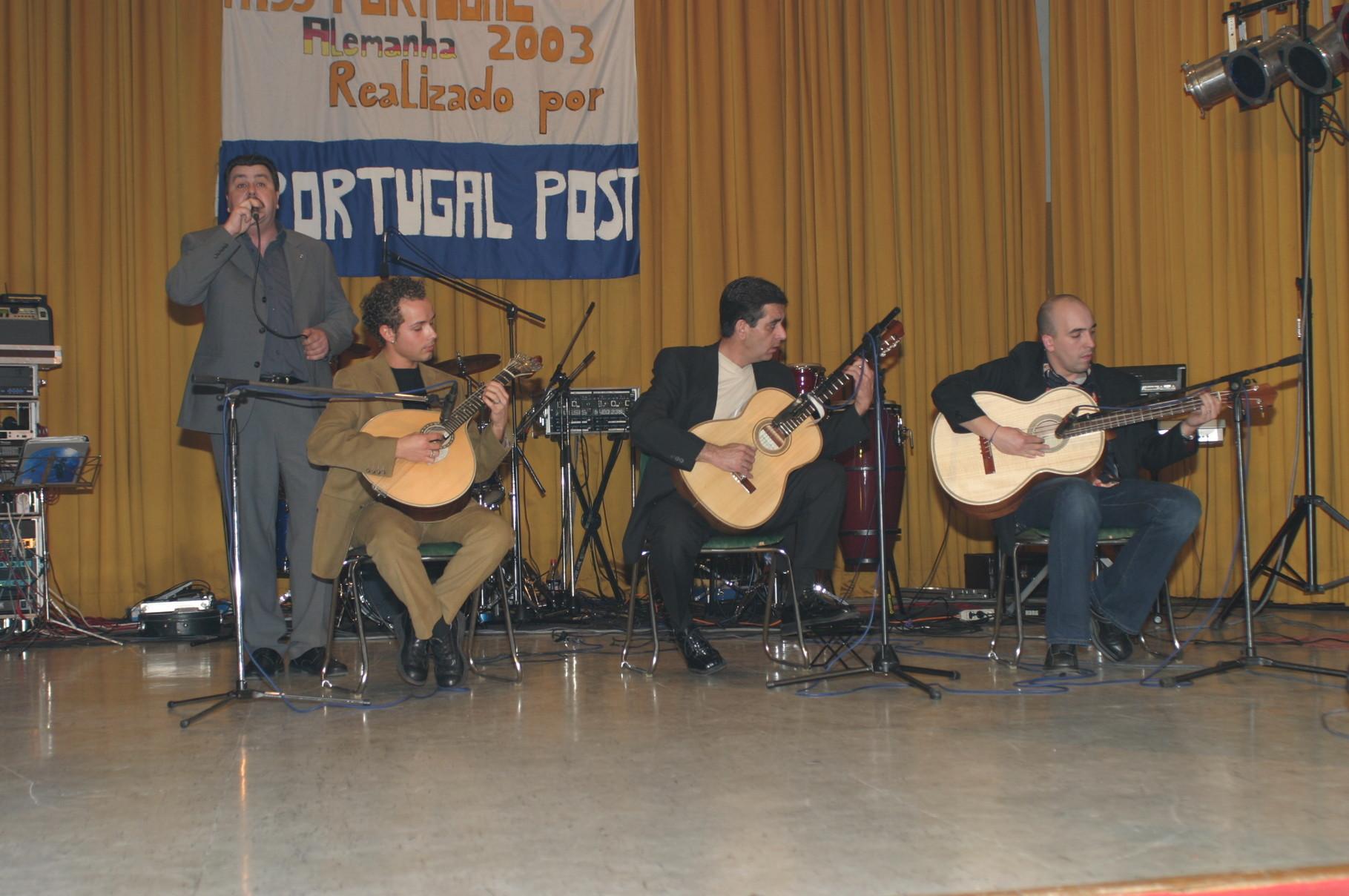Fadista Ciro da Silva, 2003
