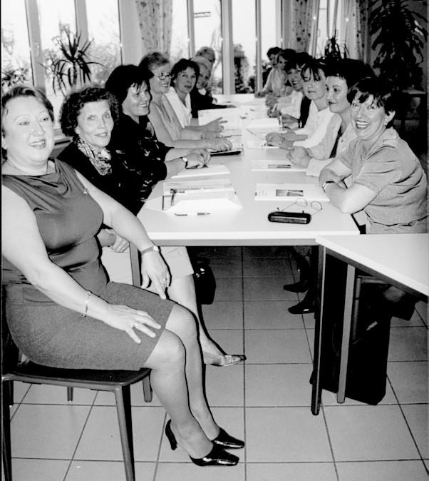 Membros da primeira lista unitária concorrente ao Conselho das Comunidades Portuguesas, 2001