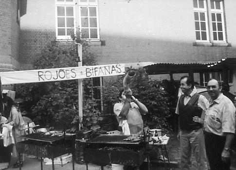 Comes e bebes em festa de Hamburgo, 1998