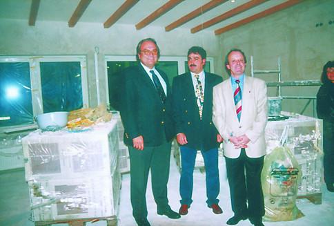 Futebol Clube dos Magriços, Singen, 1998