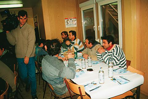 Trabalhadores Portugueses em Dresden, 1998