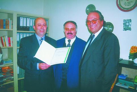 Associação Portuguesa de Estugarda, 1998