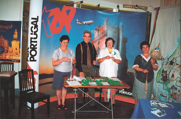 Quando a TAP estava presente junto da Comunidade, 2002