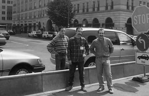 Trabalhadores Portugueses em Berlim, 1997
