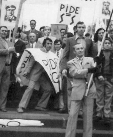 Vinte cinco de Abril em Dortmund, 1974