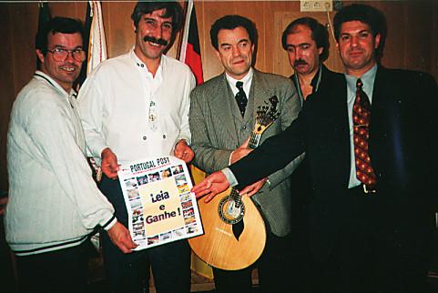 Grupo de fadistas, 2000