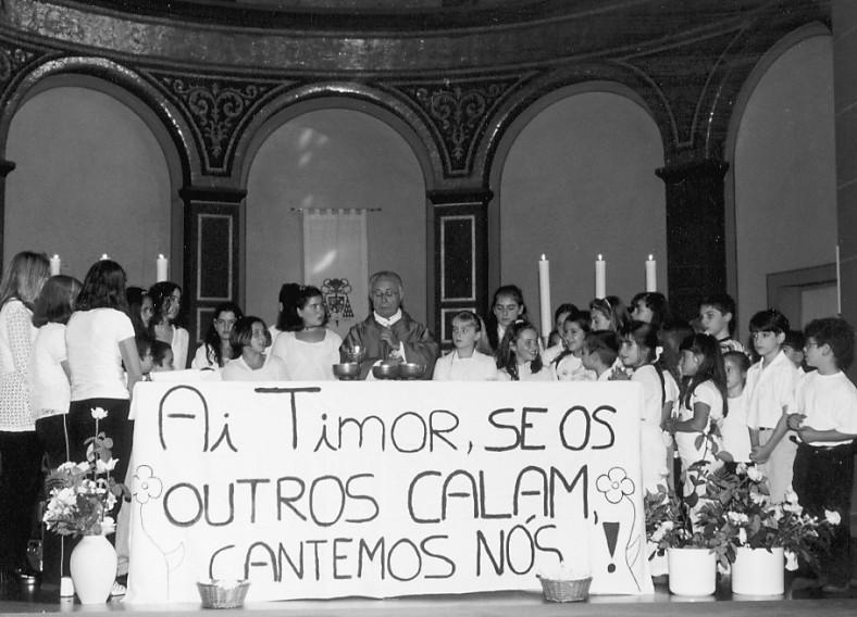 Missa por Timor, 1999