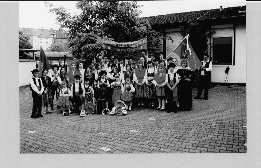 Rancho folclórico de Offenbach, 1999