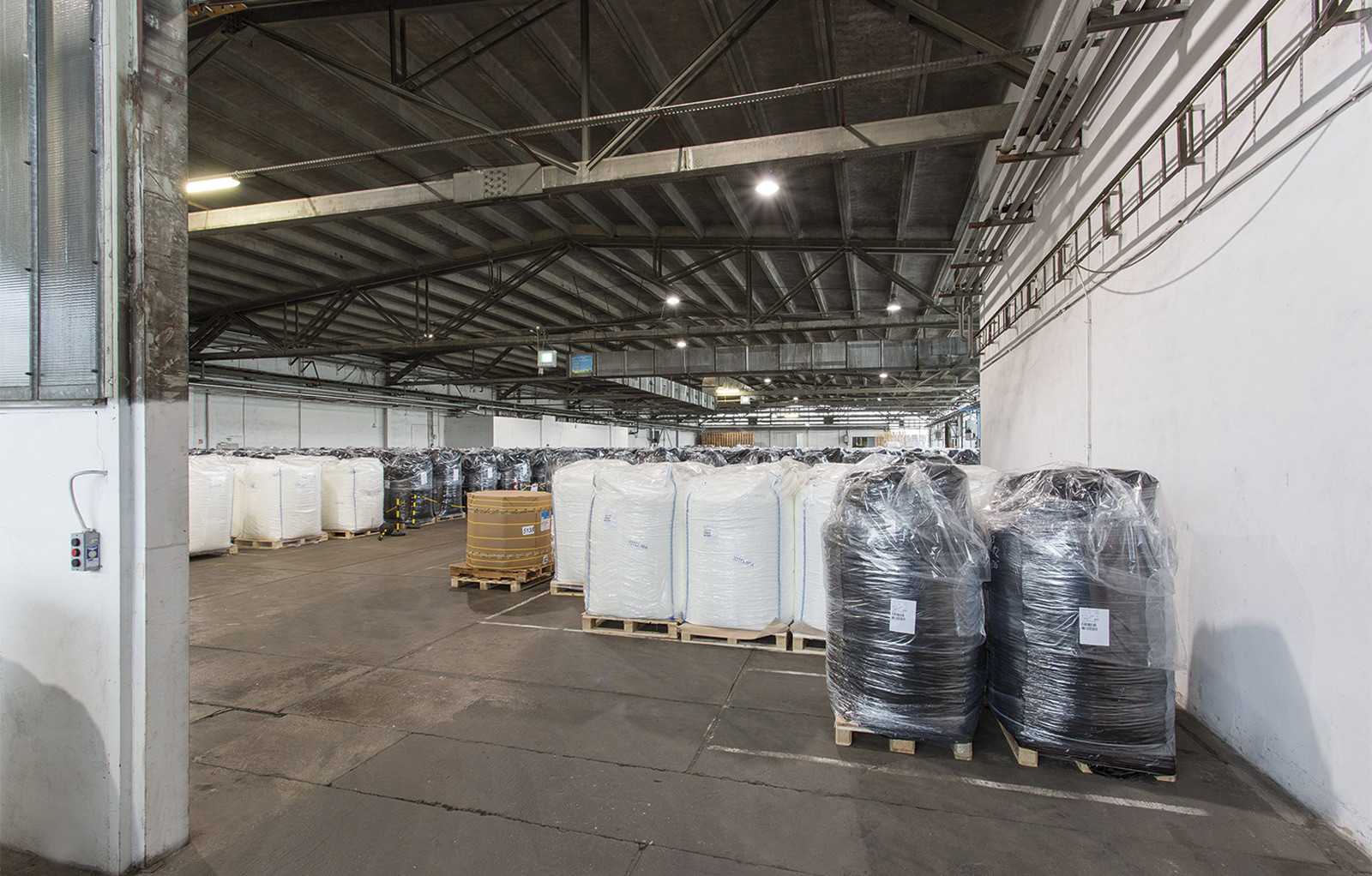 Industriepark Tangermünde Halle 1 Lagerfläche