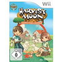 Alle Harvest Moon Spiele