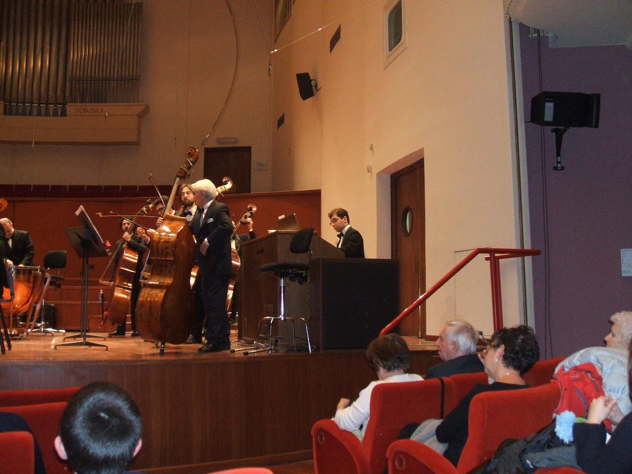 Auditorium Rai, Torino. National Symphony Orchestra (IT)