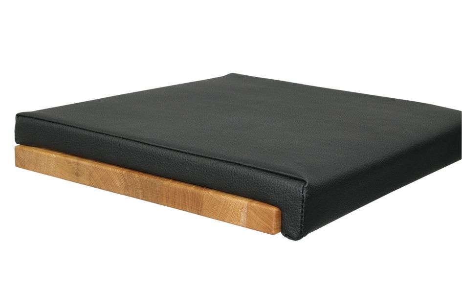 Fits to: Seat cushion Leather Look - Black