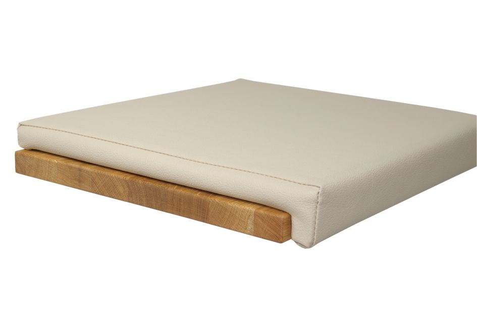 Fits to: Seat cushion Leather Look - Beige