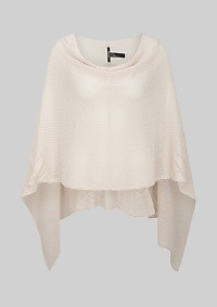 Grobstrickponcho € 59,99 comma online