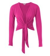 Jewel pink Tie Front Wrap € ca. 47,00 Kettlewell Colours online