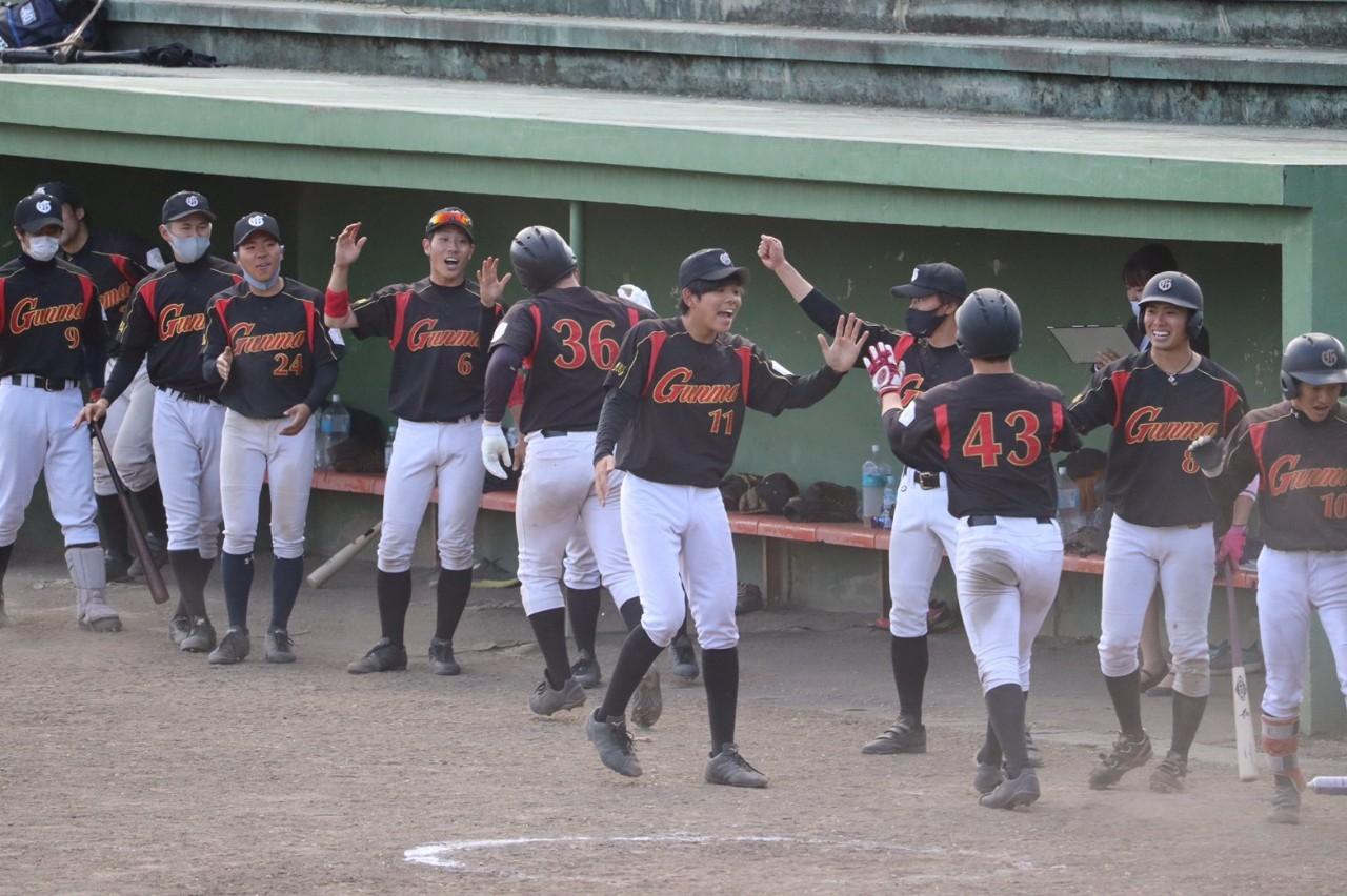 【春季リーグ戦】アウェイで新潟大学に2連勝