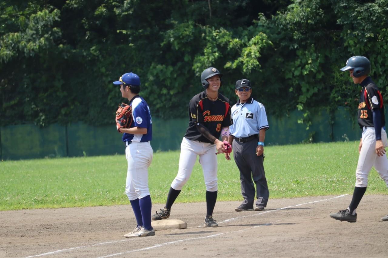 吉田選手がリーグ最多安打のタイトル獲得