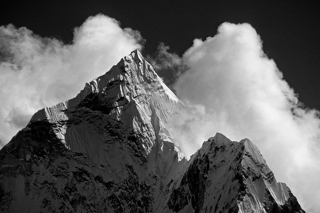 Ama Dablam 6856 m - Gipfel -