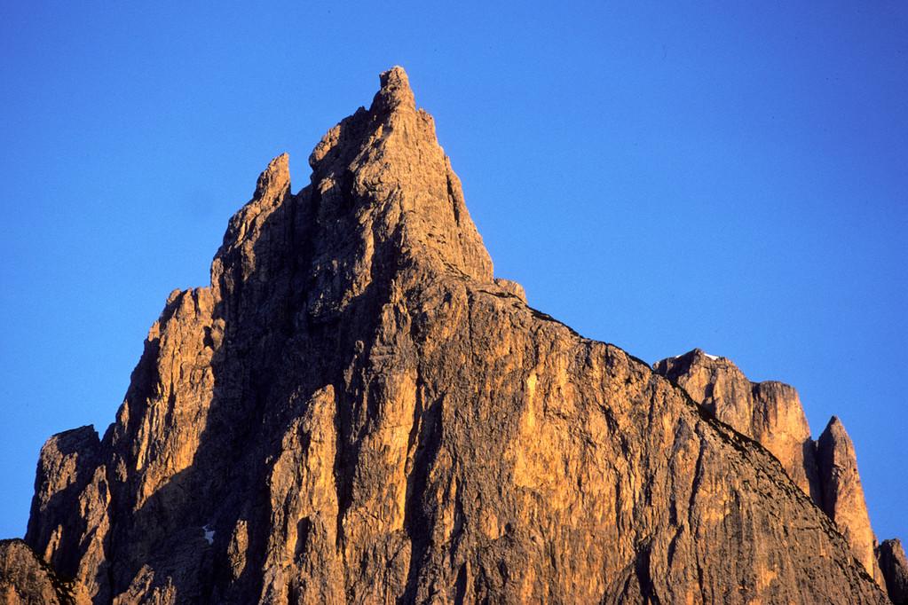 Santnerspitze  2414m  - Dolomiten -